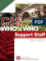 05 Support Staff 2013-14