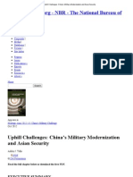 Uphill Challenges_ China's Military Modernization and Asian Security