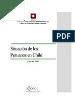 Peruanos en Chile