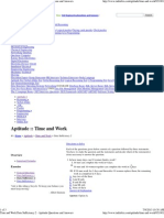 Time and Work Data Sufficiency 2