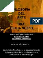 Fil. Arte 1 Ago