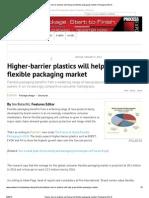 Higher-Barrier Plastics Will Help Grow Flexible Packaging Market _ Packaging World