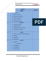 aprojectreportononcustomersatisfactioinregardingaftersalesservicesofmahindramahindra-120809005421-phpapp01