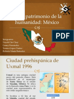 Sitios Patrimonio de La Humanidad
