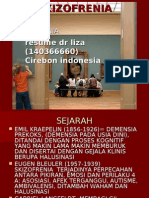 resume about Skizofrenia by dr  Liza
