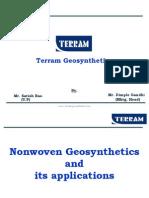 Geotextile Terram