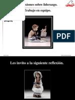 4 Reflexion Sobre El Liderazgo.