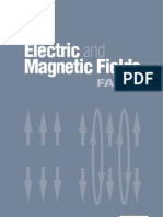 Electric and magnetic fields some facts