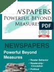Newspapers Powerfull Beyond Measure 6-2012