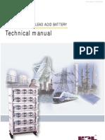 VRLA Tech Manual - India