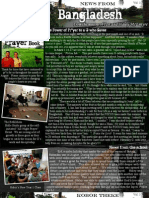ministry update bangy- august 2013