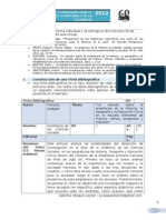 Ficha bibliográfica Audigier FRANCISCO GUERRERO