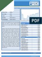 SGX Report- 03 September 2013