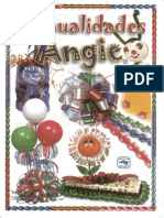 Manualidades Angie - Moños de cinta de papel