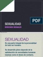 Sexualidad y Derechos