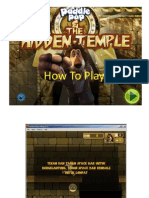 Hidden Temple - How to Play