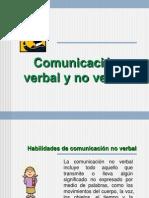 Verbal y No Verbal