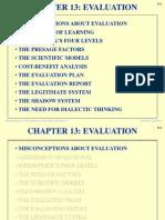 Chap13 Evaluation