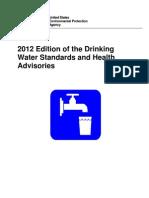 Dw Standards 2012