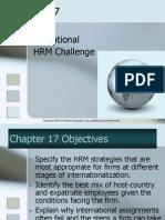 Mgmt 440 Spring 2012 HRM Chapter 17 International HRM Gomezmejia_mhr7_inppt17