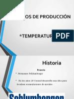 Registros de Temperatura