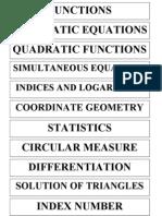 Add Math Form 4 File