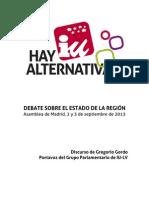Discurso Definitivo 2013