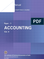 Accounting Vol. II