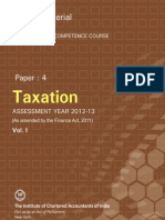 Taxation Vol. I