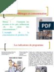 Thème 1 2013-2014 -revenu et consommation