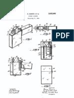 Zippo Patent