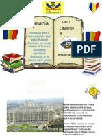 Obiective Turistice ale Romaniei