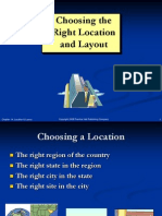 Ch14 Location Layout