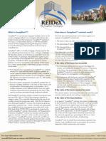 REIDeX SwapRent Fact Sheet (Low Resolution)