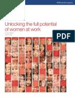 Women Report New