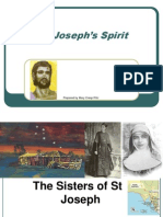introduction to josephite charism for staffs sr mary cresp