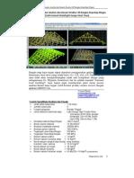 SAP2000 - Prosedur Analisis Dan Desain Rangka Baja Ringan (SAP2000 - Analysis and Design Procedures of Light Gauge Steel)