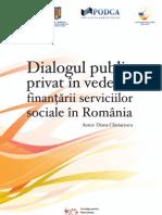 Dialogul Public Privat in Finantarea Servciiilor Sociale