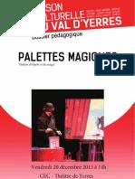 DP Palettes Magiques