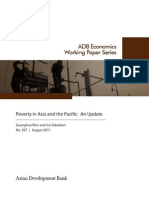 Poverty in Asia and the Pacific