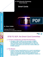 SmartCard Overview from ETSI
