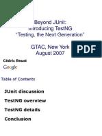 testng-gtac