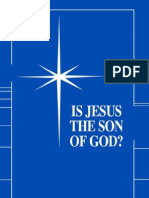 Is Jesus the Son of God