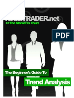 Trend Analysis for Beginners