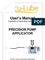 Precision Instructions