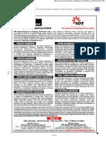 Ad - IOT Design & Engineering Limited