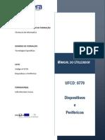 Manual Do Utilizador - DP 0770