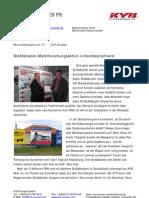 Stoßdämpfer-Marktforschungsaktion in Norddeutschland