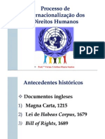 Direitos Humanos Slides Vivian Cristina
