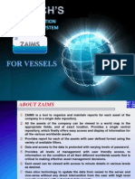 Zentech Asset Information Management System